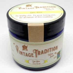 Vintage Tradition Epic Glow Tallow Balm Product Photo