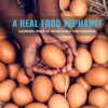 A Real Food Alphabet Book Cover