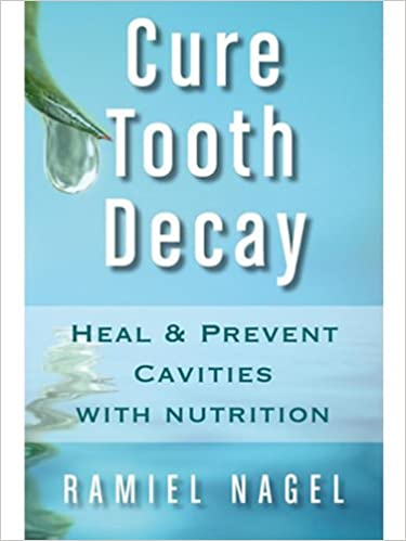 Cure Tooth Decay Book Cover
