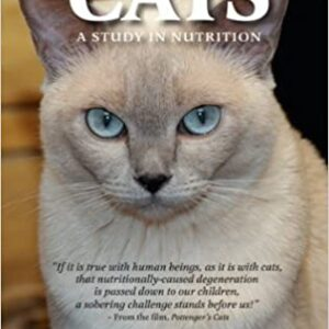 Pottenger's Cats Book Cover