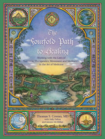 The Fourfold Path To Healing Book Cover