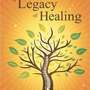 A Legacy Of Healing Book Cover