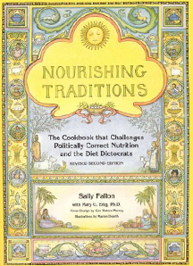 Nourishing Traditions Book Cover