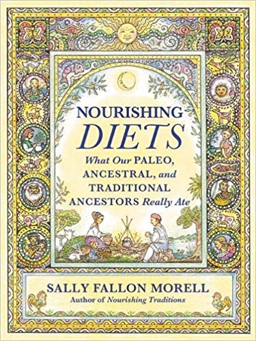 Nourishing Diets Book Cover