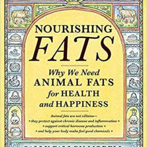 Nourishing Fats Book Cover