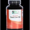 Fermented Skate Liver Oil - Capsule - Unflavored Capsules, 120 capsules