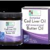 Fermented Cod Liver Oil & Concentrated Butter Oil Blend - Gel - MSC certified - Unflavored, 6.4 fl.oz. (188ml)